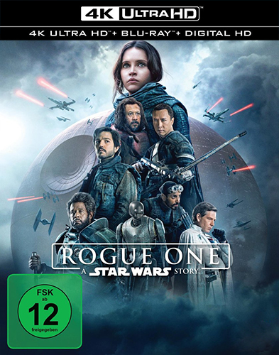 Rogue One - A Star Wars Story - 4K H D R