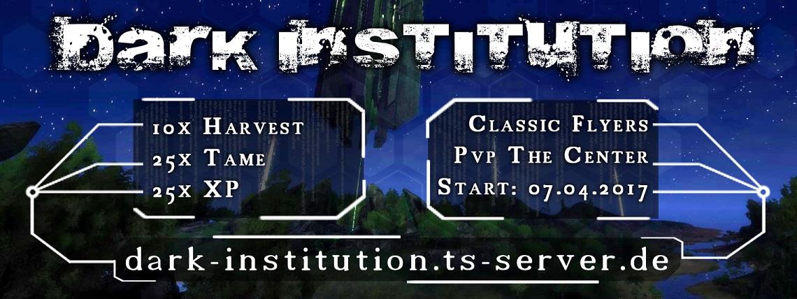 Dark Institution