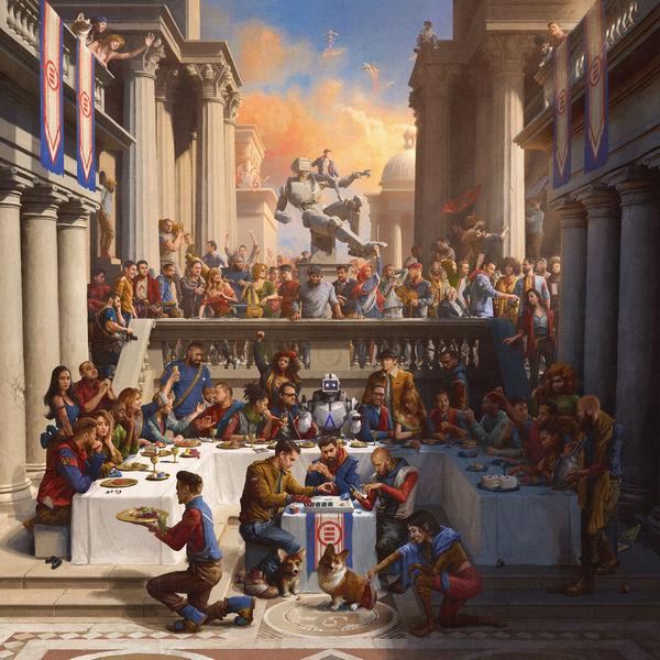 Logic - Everybody (2017)