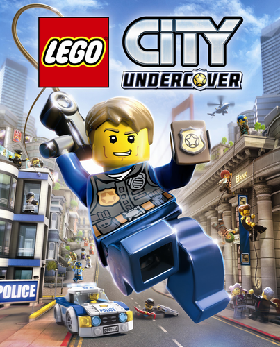 Lego City Undercover - Codex