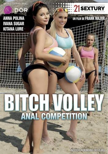 Bitch Volley Anal Competition (2017) WEBRip/SD