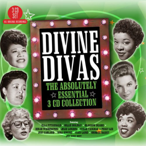 Divine Divas: The Absolutely Essential Collection (2017)