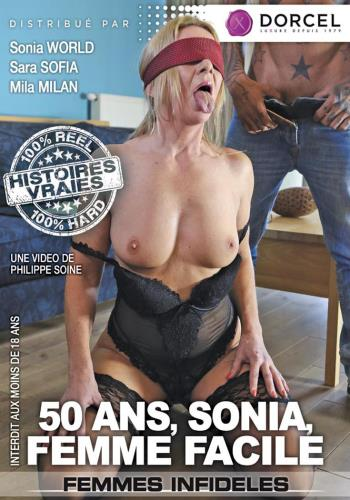 50 Ans, Sonia Femme Facile (2016) WEBRip/FullHD