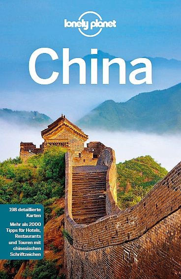 Reisehandbuch - Lonely Planet - China