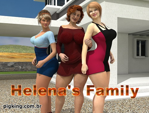 Pig King - Helenas Family