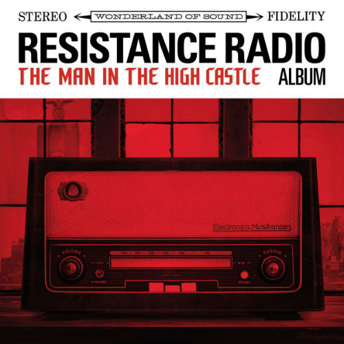 Resistance Radio: The Man in the High Castle Album, Outlaw Celebrating the Music of Waylon Jennings