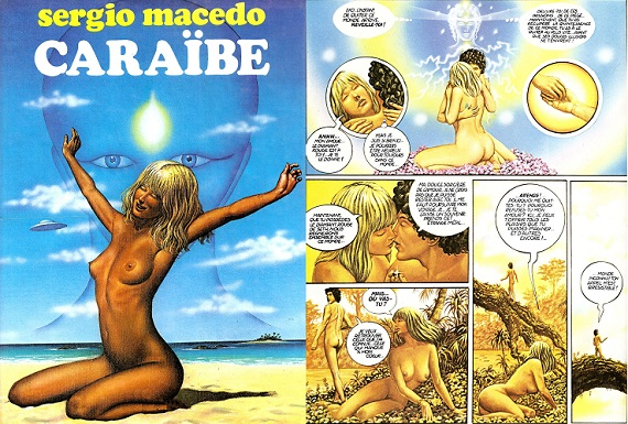 Sergio Macedo Comics Collection (French)