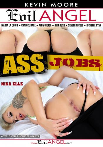 Ass Jobs (2017) WEBRip/FullHD