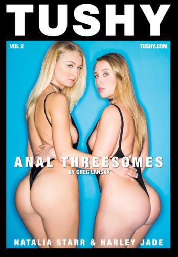 Anal Threesomes 2 (2017) WEBRip/HD