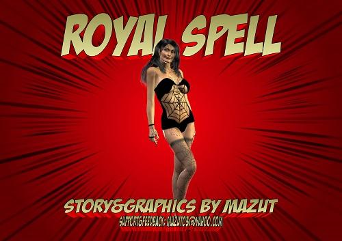 Mazut - Royal Spell