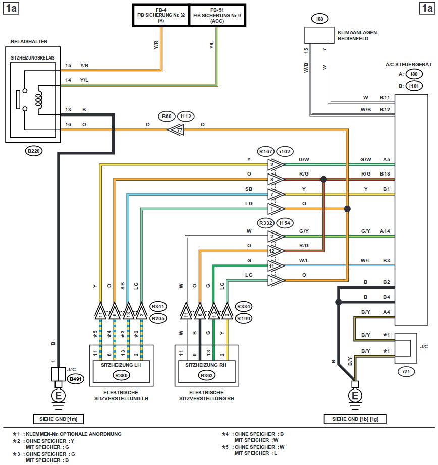 Ausgezeichnet Subaru Legacy Schaltplan Fotos - Der Schaltplan ...