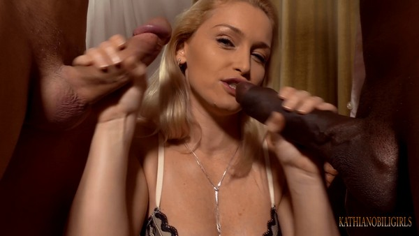 Kathia Nobili - You must prove, you're the best Male slut.Your dreamy Forced BI fantasy