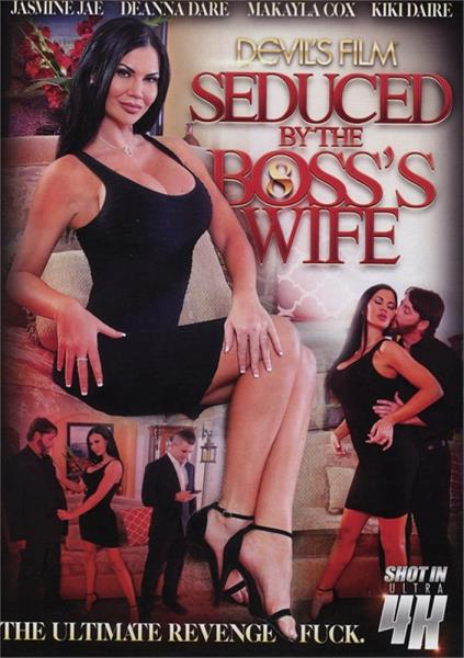 Seduced By The Bosss Wife 8 [WEBRip 360p] (2017/Devils Films/926 MB)