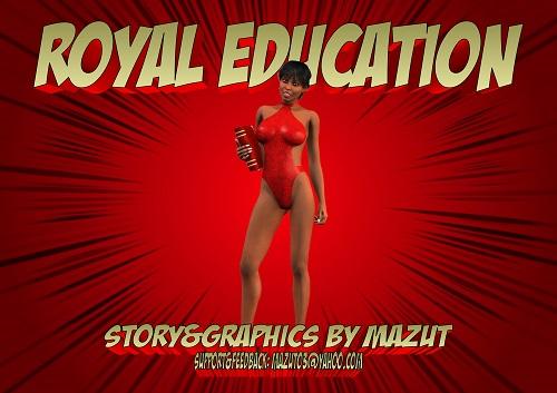 Mazut - Royal Education