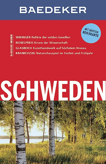 Baedeker - Reiseführer - Schweden