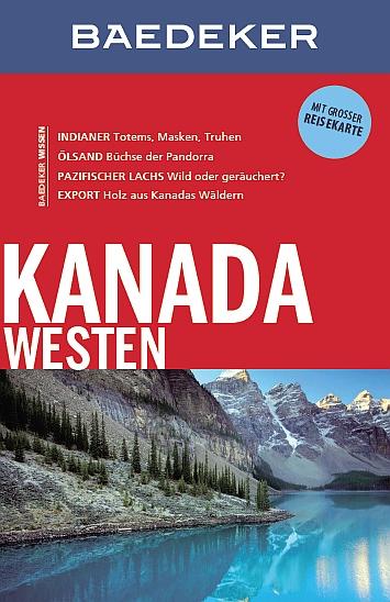 Baedeker - Reiseführer - Kanada Westen