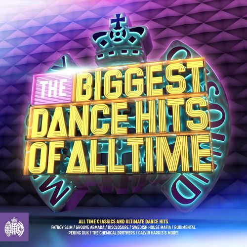 Ministry Of Sound: The Biggest Dance Hits Of All Time (2017)