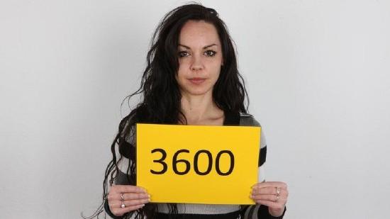 Lucka – 3600 (2017/CzechCasting/Czechav/SD)