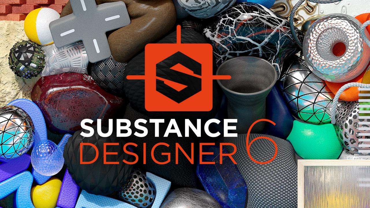 Allegorithmic Substance Designer 6 0 1 594 Macosx