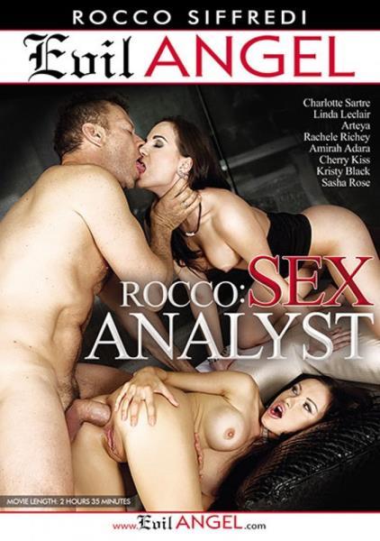 Rocco - Sex Analyst [WEBRip 720p] (2017/Rocco Siffredi/5.35 GB)