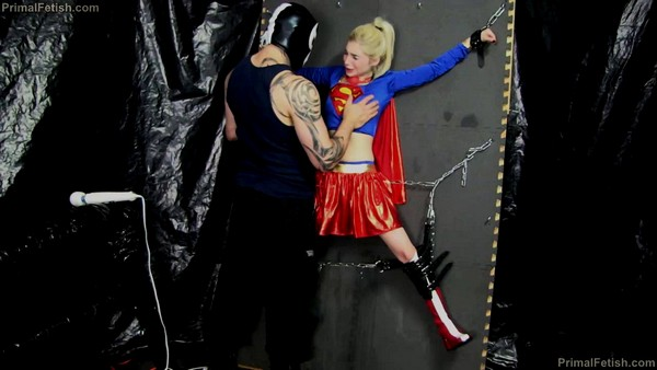 Piper Perri - Super Gurl Weakened Beaten and Broken