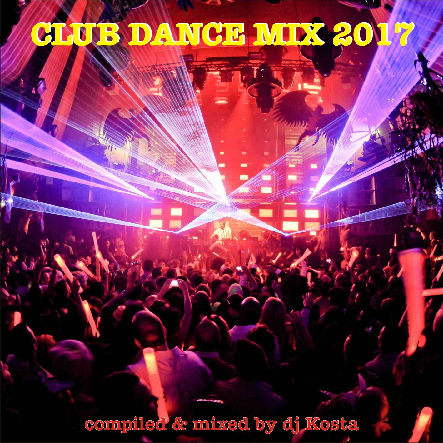 DJ Kosta - Club Dance Mix 2017