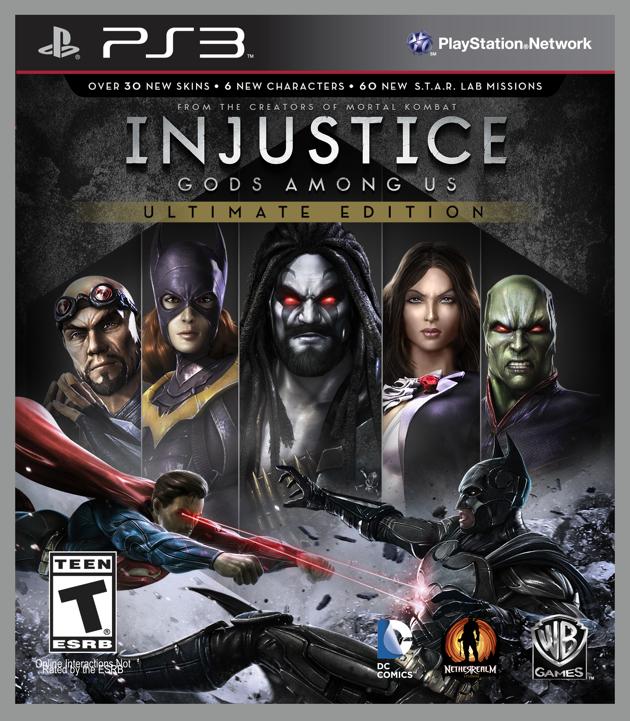 Injustice: Gods Among Us PS3 DLC İndir [USA] | XBOX360TORRENT COM