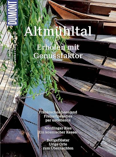 Dumont - Bildatlas - Altmühltal