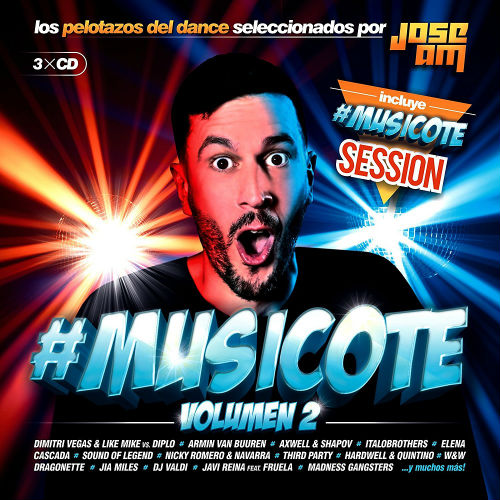 #Musicote Vol. 2 (2017)