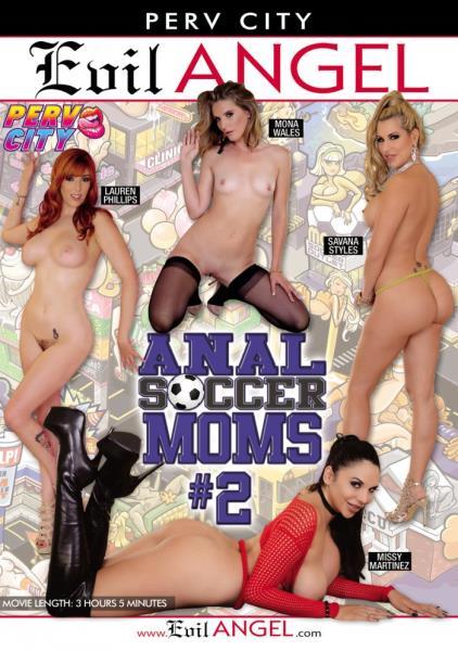 Anal Soccer Moms 2 (2017/WEBRip/FullHD)
