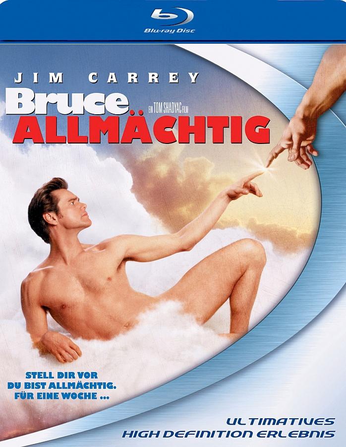 Bruce Allmaechtig 2003 German Dts 1080p Bluray X264 C0nfused