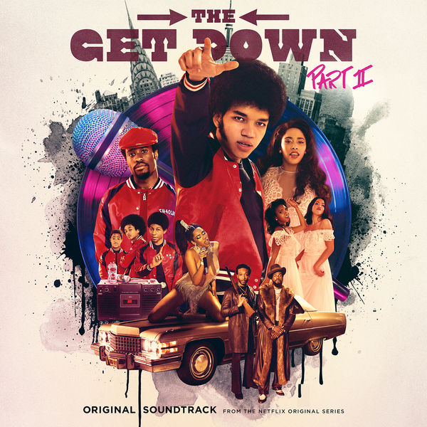The Get Down, Pt. 2 (OST) (2017)