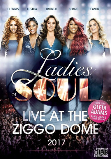 Ladies Of Soul Live At The Ziggo Dome 2CD 2017