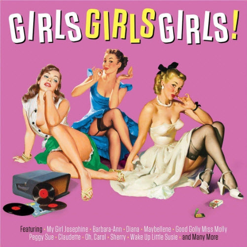 VA Golden Hits Girls Girls Girls Vol 1 6 2011