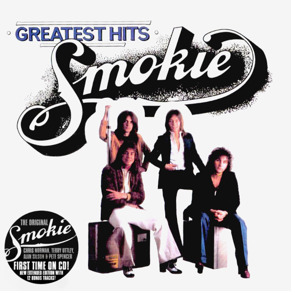 Smokie Greatest Hits vol 1 vol 2 New Extended Version 2017