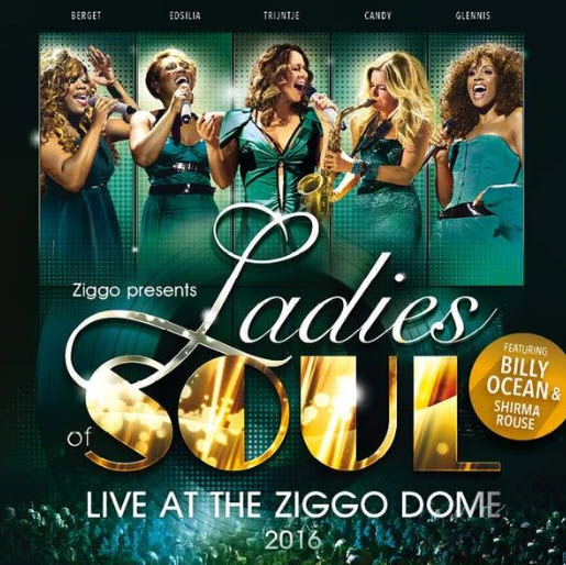 Ladies Of Soul Live At The Ziggo Dome 2CD 2016