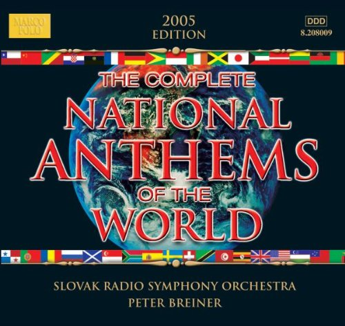 VA The Completed National Anthems Of The World 8 CD 2005