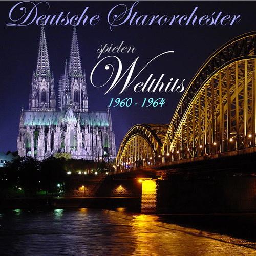 VA Deutsche Starorchester Spielen Welthits 5CD 1988