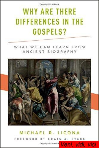 Why Are There Differences in the Gospels What We Can Learn from Ancient Biography