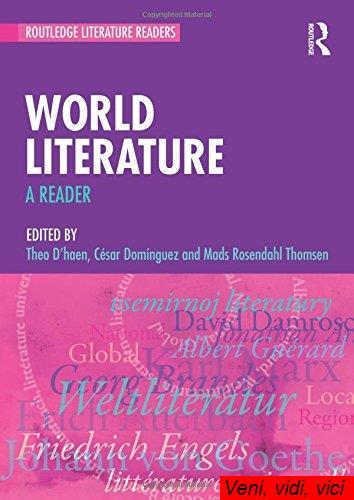 World Literature A Reader