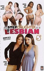 My Stepdaughter Is a Lesbian 5 Cover