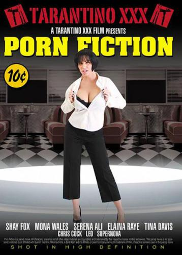 Porn Fiction Cover