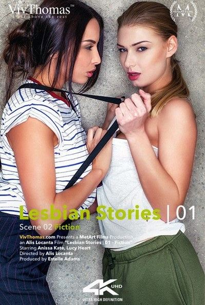 Anissa Kate, Lucy Heart - Lesbian Stories Episode 2 - Fiction(1080p) Cover