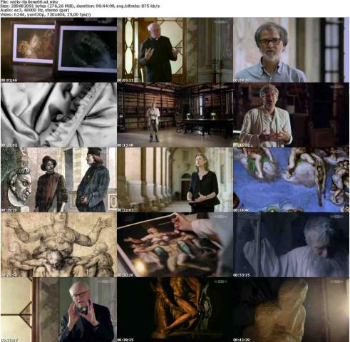 Geheimnisvolles Italien E06 Die Pietas des Michelangelo German Doku HdtvriP x264-redTv