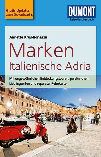 Dumont - Reise-Taschenbuch - Marken • Italienische Adria