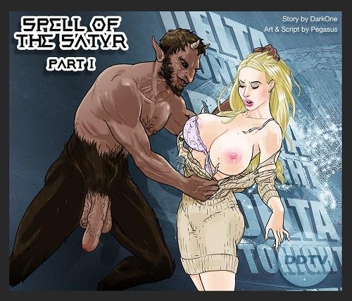Pegasus - Spell of the Satyr 1