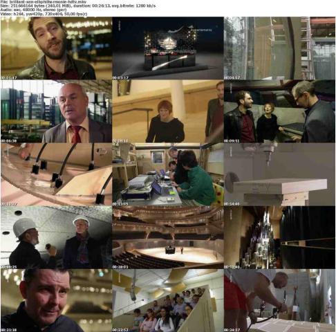 Xenius Die Elbphilharmonie So entstand der Jahrhundertbau German Doku Hdtvrip x264-BriLliAnt