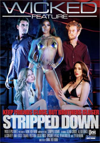 WickedPictures Stripped Down 1080p Cover