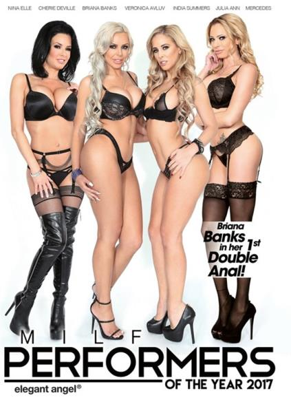 MILF Performers Of The Year 2017 [WEBRip 720p] (2017/Elegant Angel/2.43 GB)