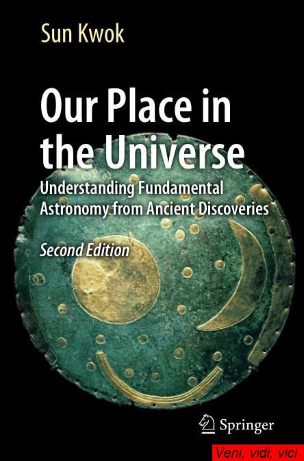 Our Place in the Universe Understanding Fundamental Astronomy from Ancient